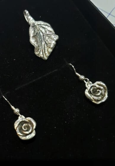 Atelier Your Style Pendant or Earrings 5 G.