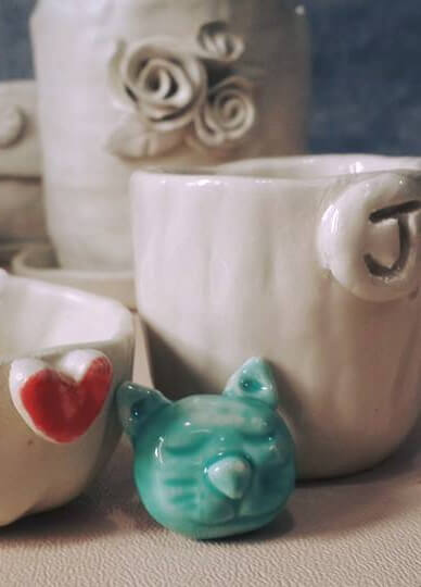Ceramic Molding Class