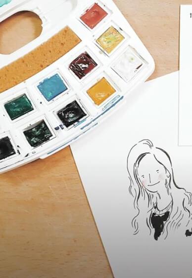 Creative People Sketching