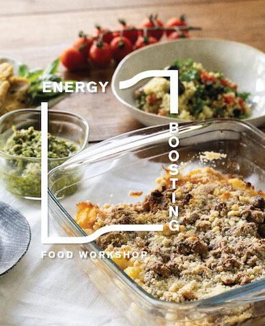 Energy-boosting Food Workshop